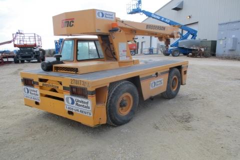 1999 Broderson IC80-1F, 9 Ton, Carry Deck | CranesList